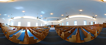 360 Panorama of Chapel